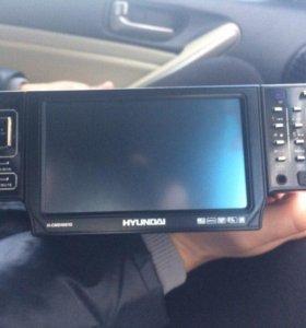 Навигационная медиа система Hyundai H-CMD4001G