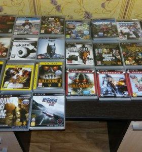 Лицензионные игры для PS 3