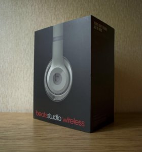 Beats studio 2 wireless titanium