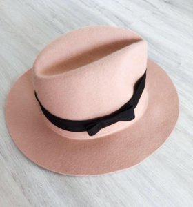 Шляпка зефирка