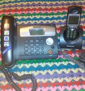 Стационарный японский телефон