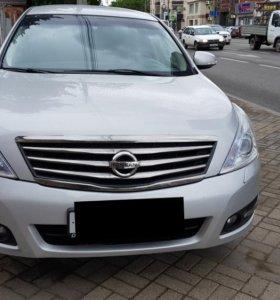 Nissan Teana, 2012