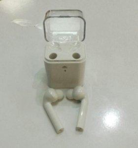 Наушники беспроводные длч iPhone 7/7 plus.
