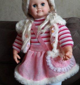 Интерактивная кукла Аленка, 1000 слов, 7 игр