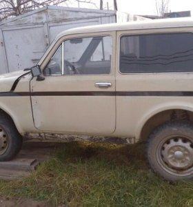 Нива Ваз2121 1987г.в.