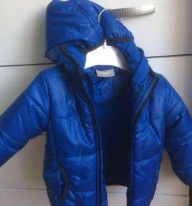 Курточка детская 92 р