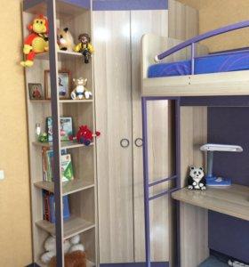 Детская мебель «Индиго»