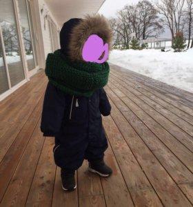 Детский зимний комбинезон REINAN