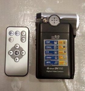 Видеокамера Genius G-shot DV1110