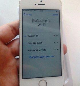 Iphone5s новый оригинал