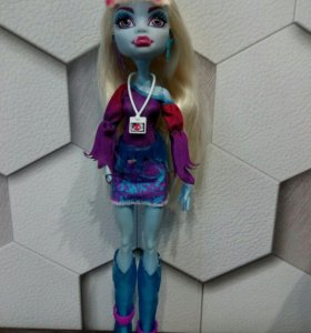 Кукла Monster High Эбби