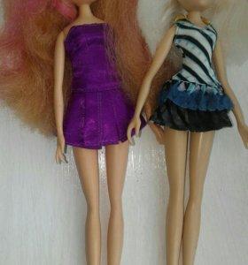 Куклы bratz и винкс