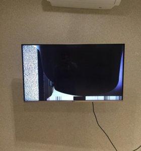 Телевизор 106 см диагональ