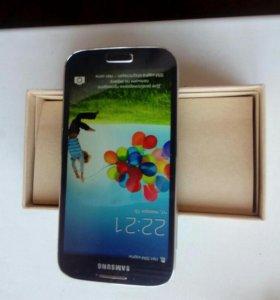 Galaxy s4 новый 16гб с 4 g