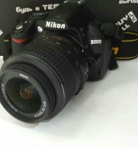 Арт 4170 Фотоаппарат NIKON d3100