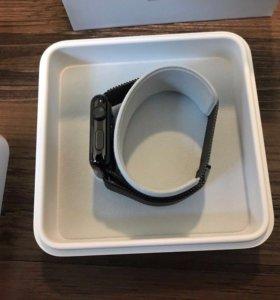 Apple Watch 42 mm series 2 стальные