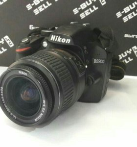 Арт 915 Фотоаппарат NIKON d3200