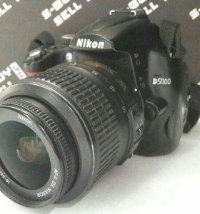 Арт 4687 Фотоаппарат NIKON d5000