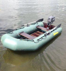 Надувная лодка Adventur