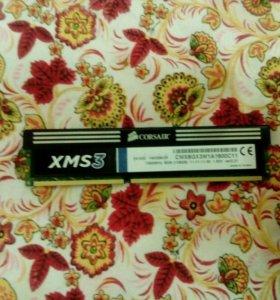 Оперативная памятьXMS DDR3