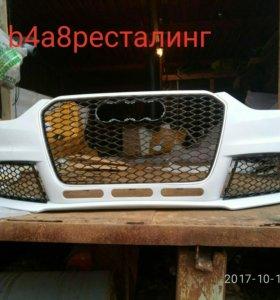 Бампер. Audi a4b8