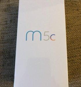 Продам новый Meizu m5c black