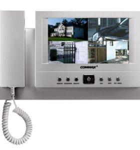 Установка домофонов в частные дома