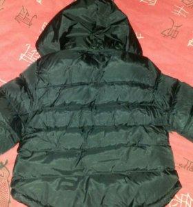 Куртка осень-зима на 2-3 года.