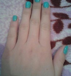 Гелевое покрытие ногтей