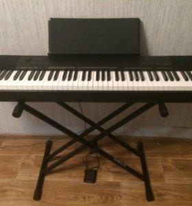 Фортепиано .CASIO CDP 130 BK