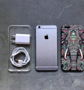 iPhone 6 Plus 64 space gray original