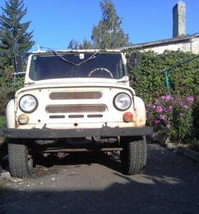 УАЗ 31512, 1994
