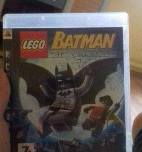 Lego Batman на ps3