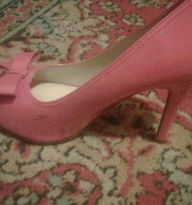 Туфли (розовые)