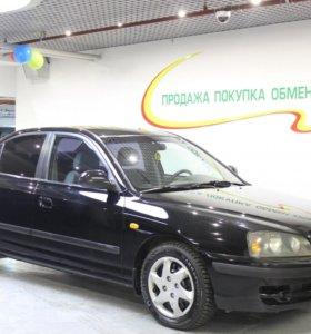 Hyundai Elantra, 2006