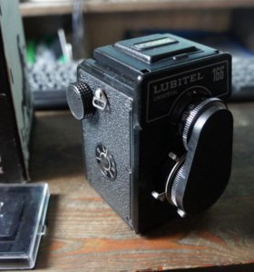 Фотоаппарат ЛОМО Любитель 166 универсал.