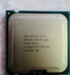 Процессор intel Q9550