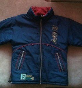 Куртка на мальчика 5-6 лет демисезонная
