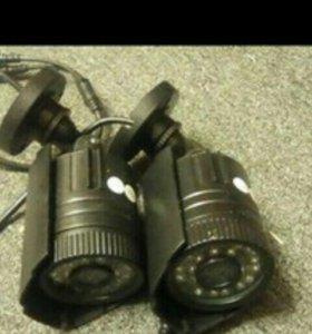 Камеры видеонаблюдения подходят для улицы и помеще