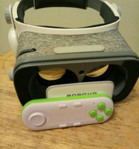 Очки виртуальной реальности bobo vr z5