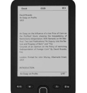 Электронная книга Inbook S1