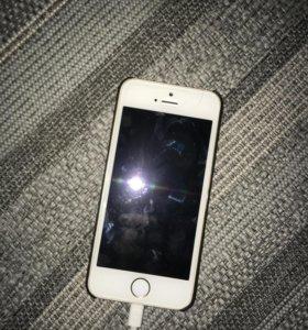 Продам IPhone 5S на 16 г
