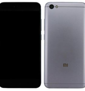 Xiaomi Redmi Note 5a 2/16 (Silver Gray) GLOBAL