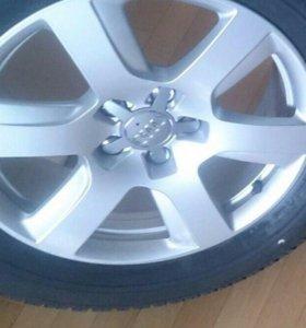 Диски Audi R17