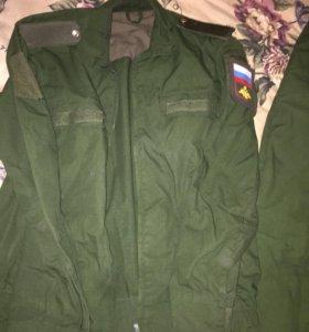 Военная офисная (духанка)
