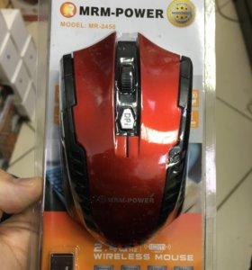 Компьютерная Мышь беспроводная, новая