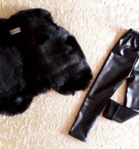🌷Пакет новой одежды (платье, легинсы)