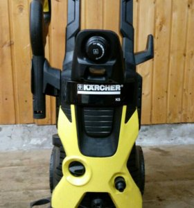 Karcher k5+car kit