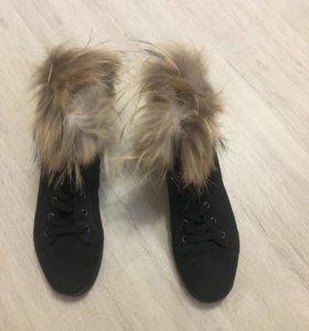 Обувь осень - весна KEDDO