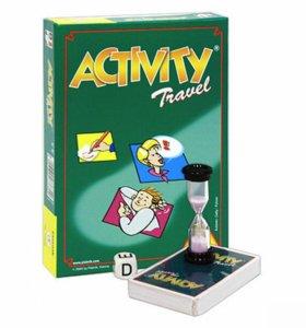 Настольная игра Activity «Тревел» компакт версия